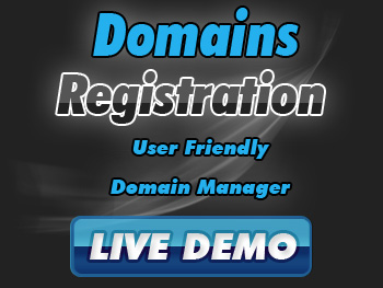 Inexpensive domain registration